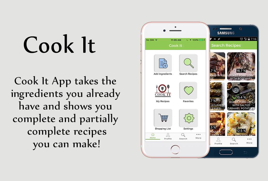 Cook It App